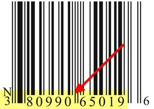 strawberry bar codes