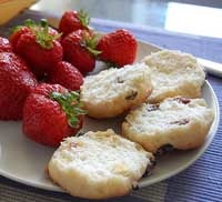strawberry breads recipes