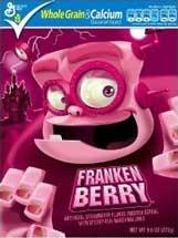 franken berry monster strawberries