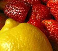 strawberry lemon rum jam recipe